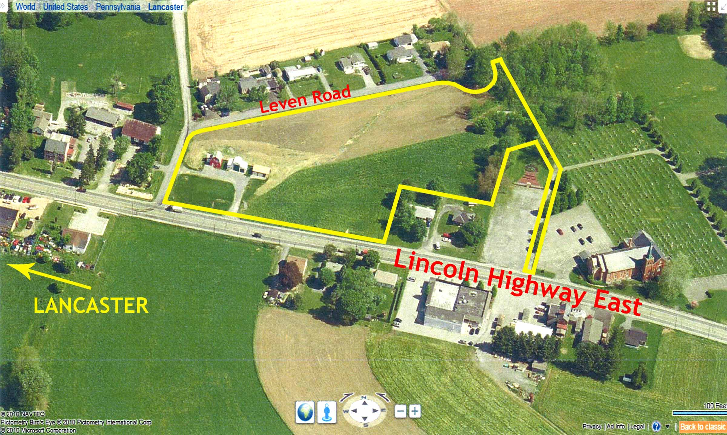 5 30 Acre Commercial Land Us Commercial Realty