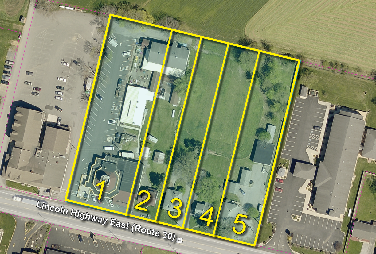 Mixed-Use Commercial Complex for Sale in Ronks, PA | US