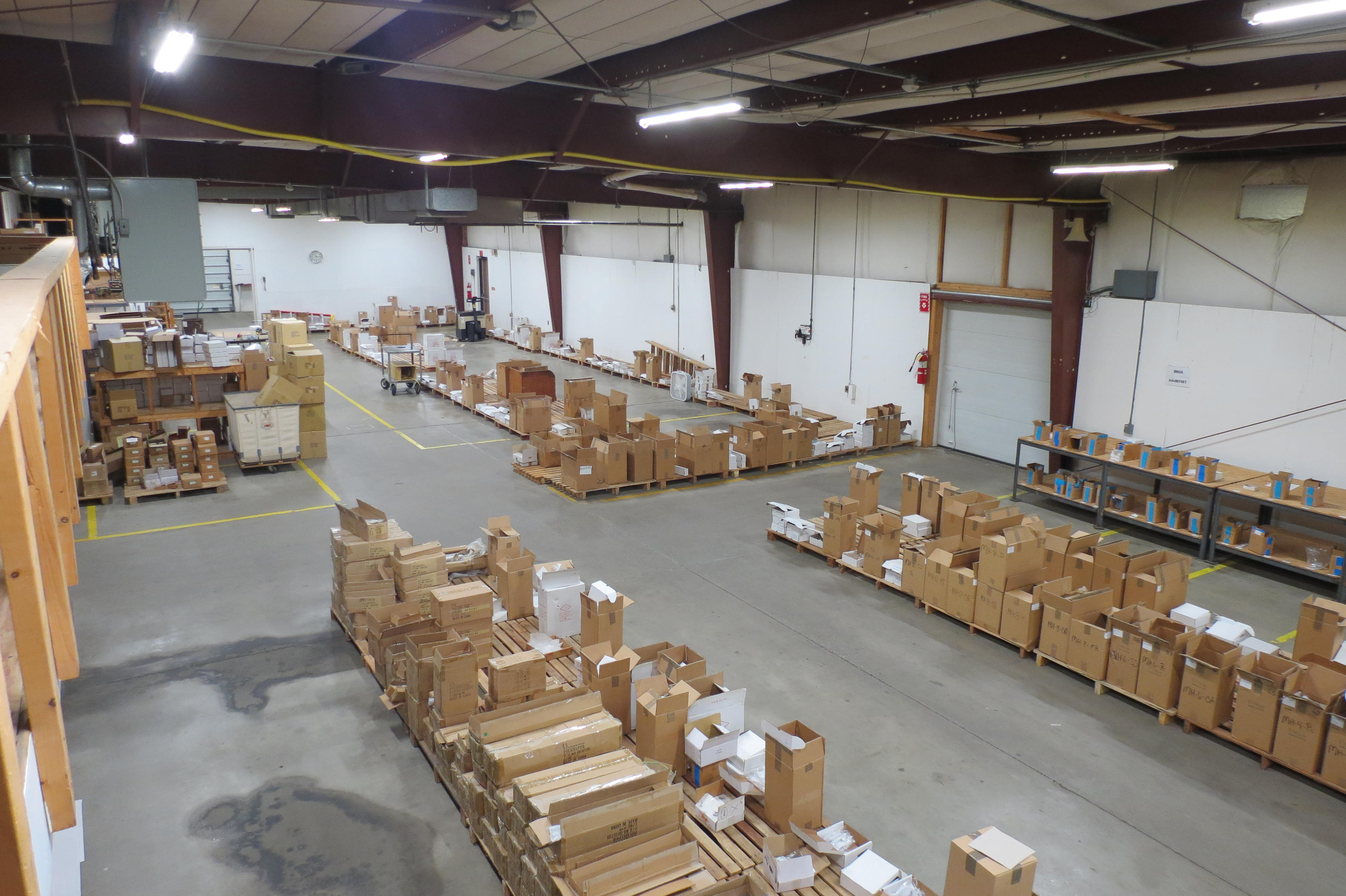 13 780 Sf Industrial Warehouse In Lititz Us Commercial